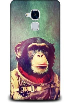 Exclusive Huawei Gt3 Astronot Maymun Design Kapak