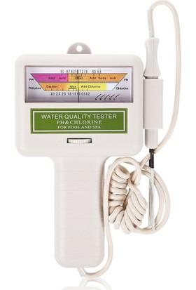 AEK-Tech Havuz Test PH Klor Ölçüm Cihazı