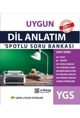 Uygun YGS Dil Anlatım Spotlu Soru Bankasi Sadık Uygun Yayınları