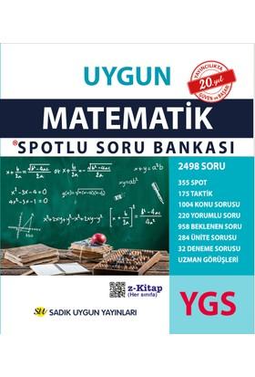 Uygun YGS Matematik Spotlu Soru Bankasi Sadık Uygun Yayınları