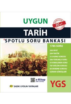 Uygun YGS Tarih Spotlu Soru Bankasi Sadık Uygun Yayınları