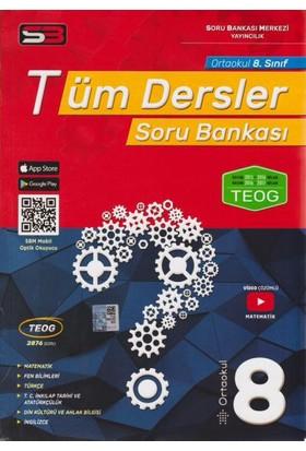TEOG 8. Sınıf Tüm Dersler Soru Bankası Soru Bankası Merkezi Yayıncılık