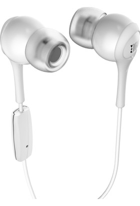 JBL T200A Kulaklık CT IE Beyaz