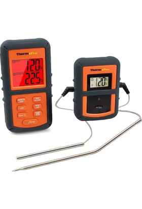 ThermoPro WiFi Kablosuz Saplamalı Yemek Termometresi