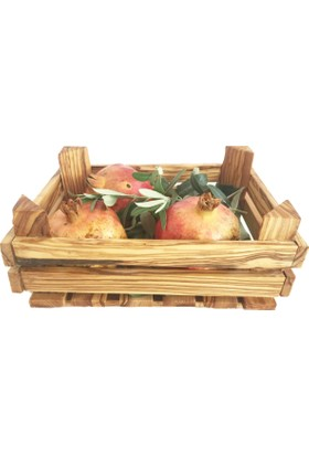 Egedeneve Zeytin Ağacı Ekmek / Meyve Tepsisi
