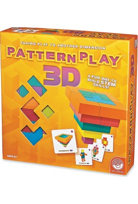 Pal Pattern Play 3D