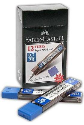 Faber-Castell Super Fine Min 2B 0.7 mm (75 mm)