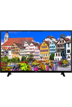 """Vestel 50UD6300 50"""" 127 Ekran Uydu Alıcılı 4K Ultra HD LED TV"""