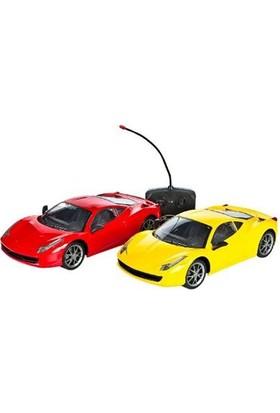 Can-Em Oyuncak Uzaktan Kumandalı Şarjlı 458 Araba