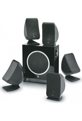 Focal Dome Pack Sıb 5.1 Sub Air Ev-Sinema Hoparlör Seti