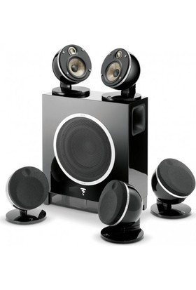 Focal Dome Pack5.1 Flax Sub Air Ev Sinema Hoparlör Sistemi