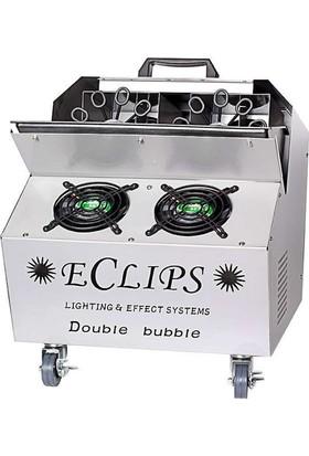 Eclips Double Bubble İki Çarklı Kumandalı Balon Makinası