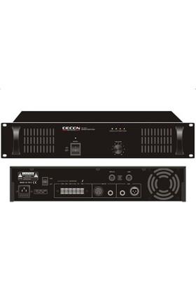 Decon DP 200 200W Trafolu Power Amfi