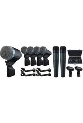 Doppler DRM 700 7'li Davul Mikrofon Seti