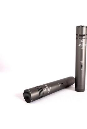 Prodipe DUO A-1 Kondenser Stüdyo Kayıt Mikrofonu (Çift)