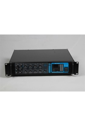 Denox Dxp 120U Mixer Amfi 120W 100V/70V 4-16 ohm