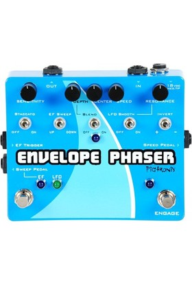 Pigtronix Envelope Phaser Pedal
