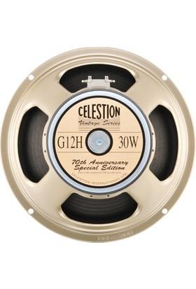 Celestion G12H-30 - 8 ohm 30W, 12 inç Gitar Hoparlörü