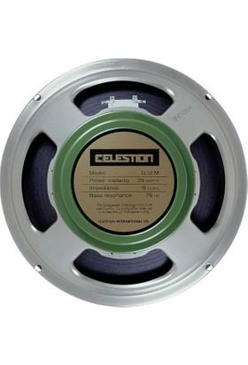 Celestion G12M-25W 16 ohm 25W, 12 inç Gitar Hoparlörü