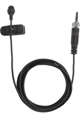 Denox Astron Serisi HL-4 A Trx Serisi Mikrofonlar için Yaka Mikrofonu
