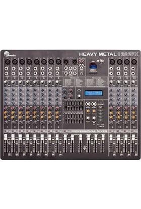 Fomix HM 1222FX 14 Girişli Efektli Ses Mikseri