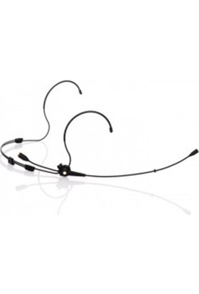 Denox Astron Serisi HS-6 A Siyah Renk 3,5 inç çivi Jack Konnektörlü Headset