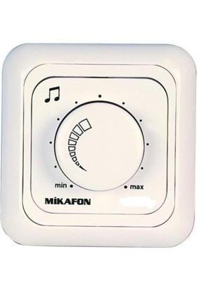 Mikafon HSA1V Volüm Kontrol