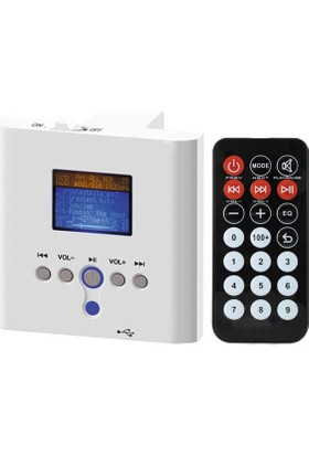 Denox HYC8615 15W Usb/mp3 Player