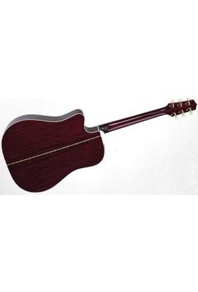 Takamine JJ325SRC Elektro Klasik Gitar