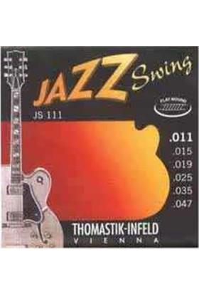Thomastik JS111 Elektro Gitar Teli 0.11