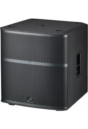 Studiomaster JX 18SA - 18 inç 750W Aktif Subbas Kabin