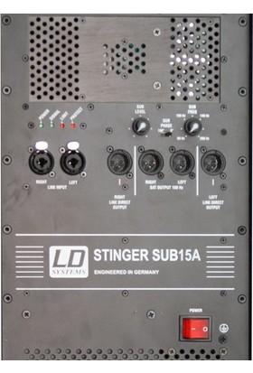 LD Systems - LDE SUB 15A