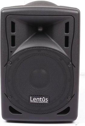 Lentus LNT-P-80 YAKA 8 inch 80/160 Watt Akülü Taşınabilir Ses Sistemi