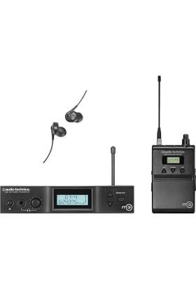 Audio Technica M3 Kablosuz Kulak İçi Monitör Kulaklık Seti