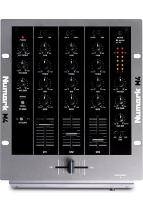 Numark M4 3-Kanal Dj Mikser