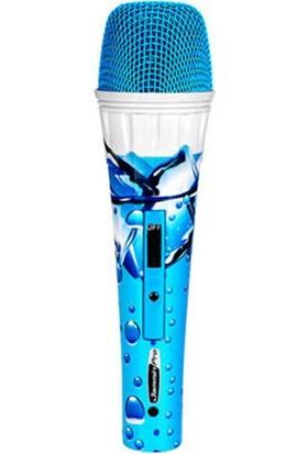 JamminPro Mic002 Kablolu Karaoke Mikrofonu