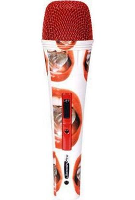 JamminPro Mic004 Kablolu Karaoke Mikrofonu