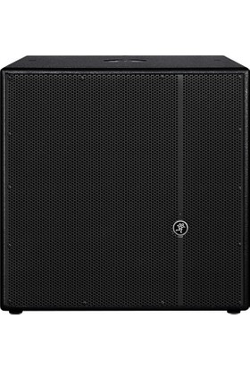 Mackie HD1801 18 inç 800/1600W Aktif SubBass Kabin Hoparlör