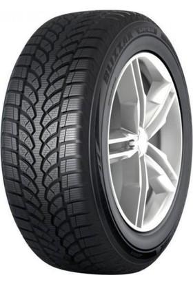 Bridgestone 225/55 R18 98V Blizzak LM80 Evo 4x4 Kış Lastiği (Üretim: 2017)