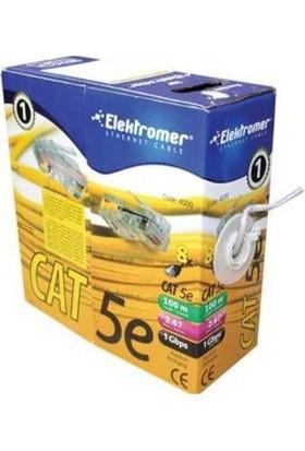 Powermaster Ethernet Kablosu Cat5 100 Metre