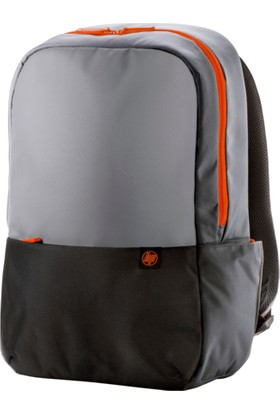 "Hp Duotone Orange Backpack 15.6"" Laptop Çantası (Y4T23Aa)"