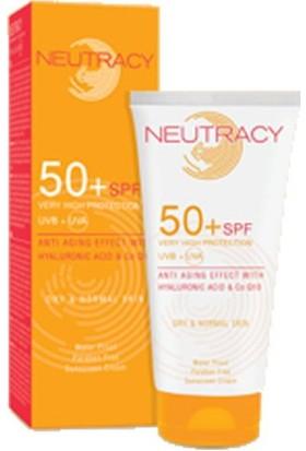 Neutracy Yüksek Koruma Güneş Kremi Spf 50+ Karma-Yağlı Cilt 75 Ml