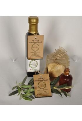 Oleika Soğuk Sıkım 0.2 Asit Özel Hasat Doğal Sızma Zeytinyağı–Kantaron Yağı- Zeytinyağı Sabunu – (Yeni Hasat) Mudanya