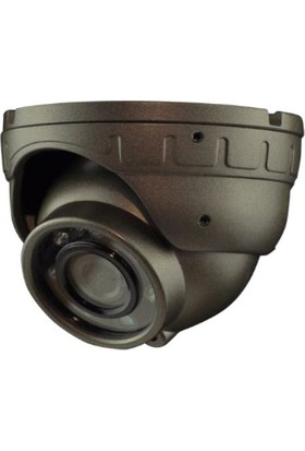 Scsı Sdc-S6360R 600Tvl Ir Dome Kamera Car Camera