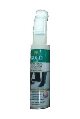Gold Care Süet Ve Nubuk Ayakkabı Boyası Lacivert Gold 200 Ml