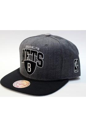 Mitchell & Ness Brooklyn Füme Snapback Cap