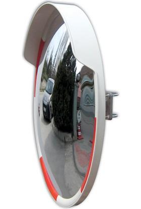 İleritrafik Trafik Güvenlik Aynası 80cm Beyaz