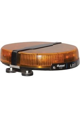 İleritrafik Mini Tepe Lambası Expert E-1134 Sarı-Sarı