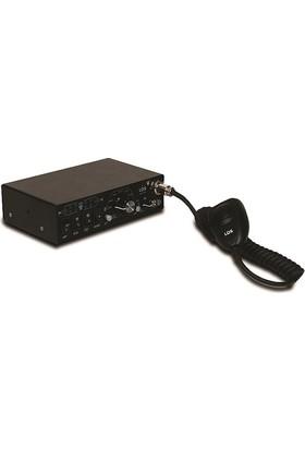 İleritrafik SAC 1401 Siren Anons Cihazı
