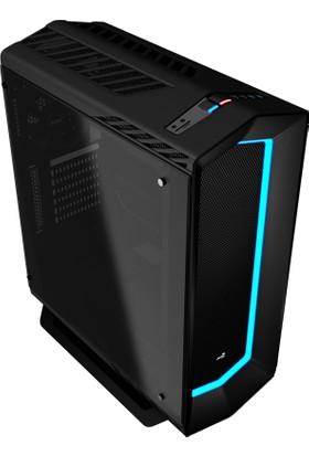 Aerocool P7-C1 Pro 3 Adet RGB Led Fanlı, Full Cam Yan Panelli, USB 3.0 Oyuncu Kasası (AE-P7C1-PRO)